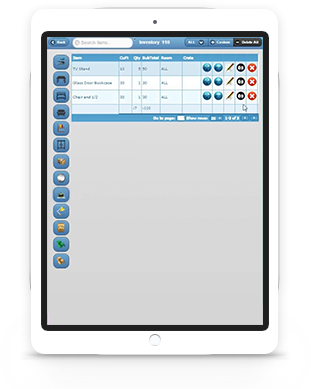 mobile moving estimator